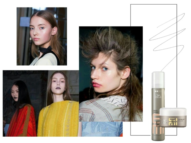 WELLA PROFESSIONALLS HAIR TREND REPORT FROM PFW